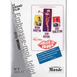 Embrasse-moi, idiot (Billy Wilder) - DVD Zone 2