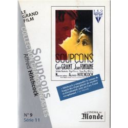 Soupçons (Alfred Hitchcock) - DVD Zone 2