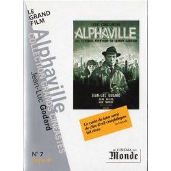 Alphaville (Jean-Luc Godart) - DVD Zone 2