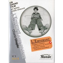 L'Emigrant - Charlot (Charlie Chaplin) - DVD Zone 2