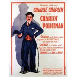 Charlot Policeman - 24 mn - 1917