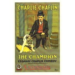 Charlot Boxeur - 33 mn - 1915