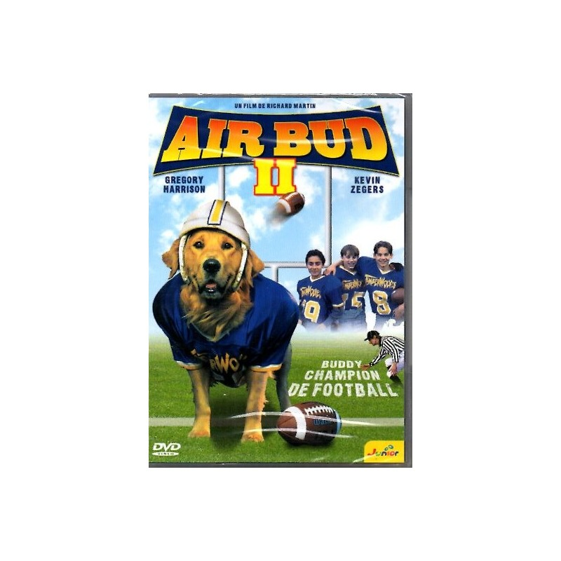 Air Bud II - DVD Zone 2