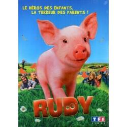 Rudy, l'incorrigible petit cochon ! - DVD Zone 2