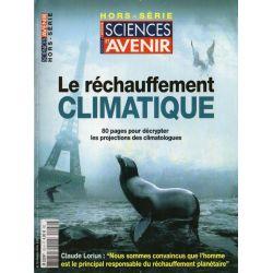 Sciences et Avenir (hors série) n° 150H - Le Réchauffement climatique
