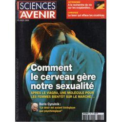 Sciences et Avenir n° 744 - Comment le cerveau gère notre sexualité