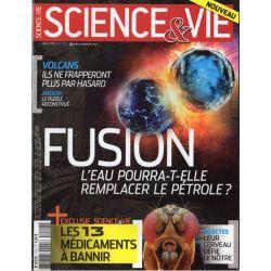 Science & Vie n° 1122 - Fusion : L'eau pourra-t-elle remplacer le pétrole ?