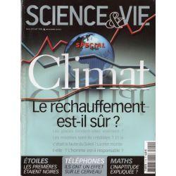 Science & Vie n° 1110 - Climat : Le réchauffement est-il sûr ?