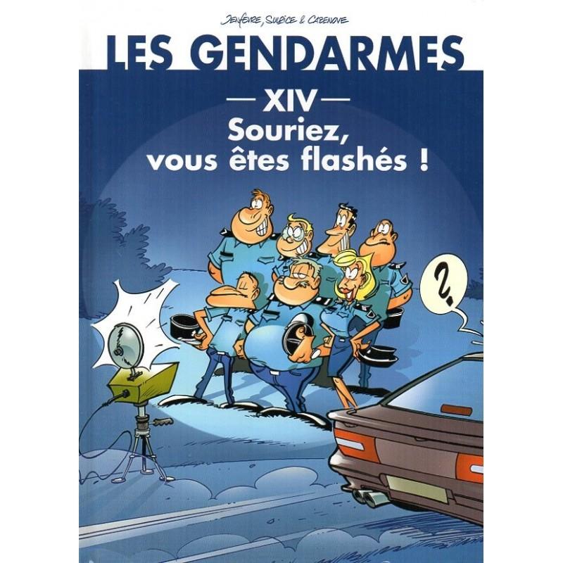 Les Gendarmes XIV - Souriez, vous êtes flashés !