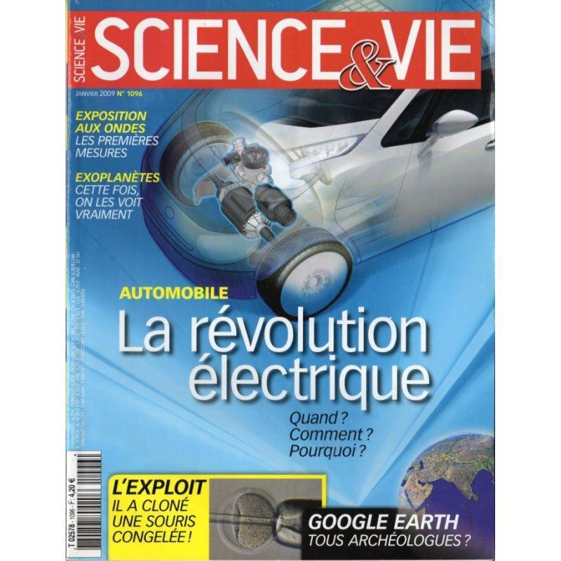 Science & Vie n° 1096 - Automobile : La Révolution électrique