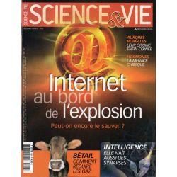 Science & Vie n° 1095 - Internet au bord de l'explosion, peut-on encore le sauver ?