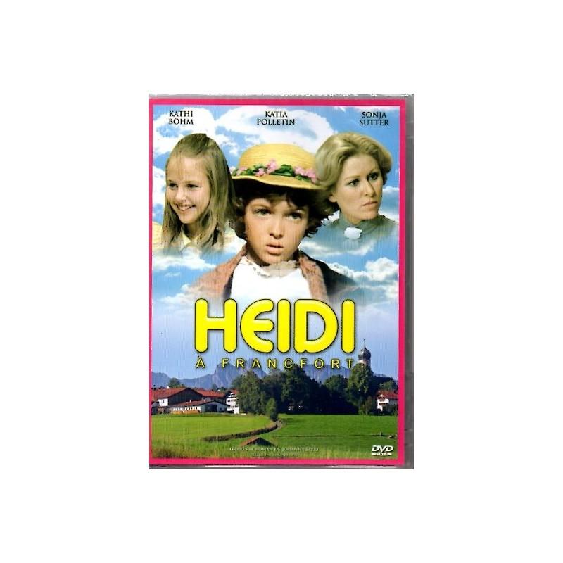 Heidi à Francfort - DVD Zone 2