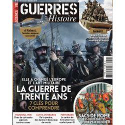 Guerres & Histoire n° 45 - La Guerre de Trente Ans - Elle a changé l'Europe et l'art militaire