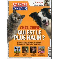 Sciences et Avenir (hors série) n° 195 H - Chat, Chien : Qui est le plus malin ?