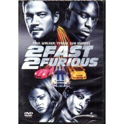 2Fast 2Furious - Fast and Furious 2 - DVD Zone 2