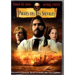 Pirates des Iles Sauvages (Tommy Lee Jones) - DVD Zone 2