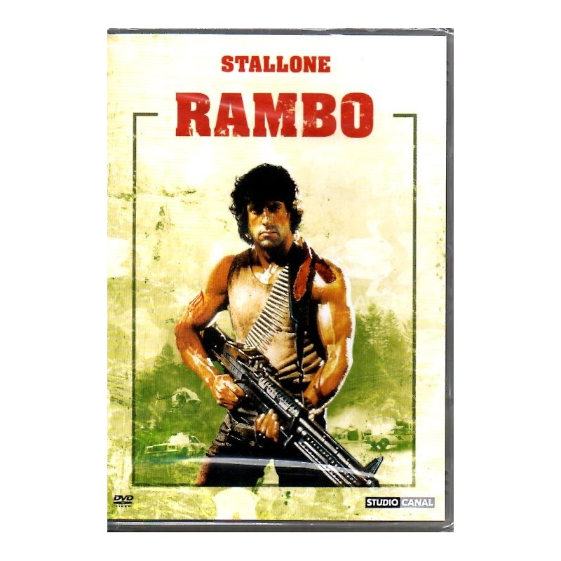 Rambo - DVD Zone 2
