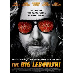 Affiche The Big Lebowski (Joel & Ethan Coen) - DVD Zone 2