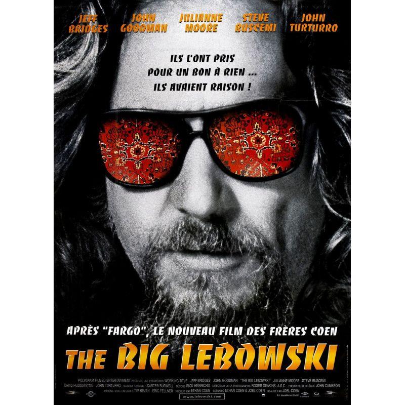 Affiche The Big Lebowski (Joel & Ethan Coen) - DVD Zone 2