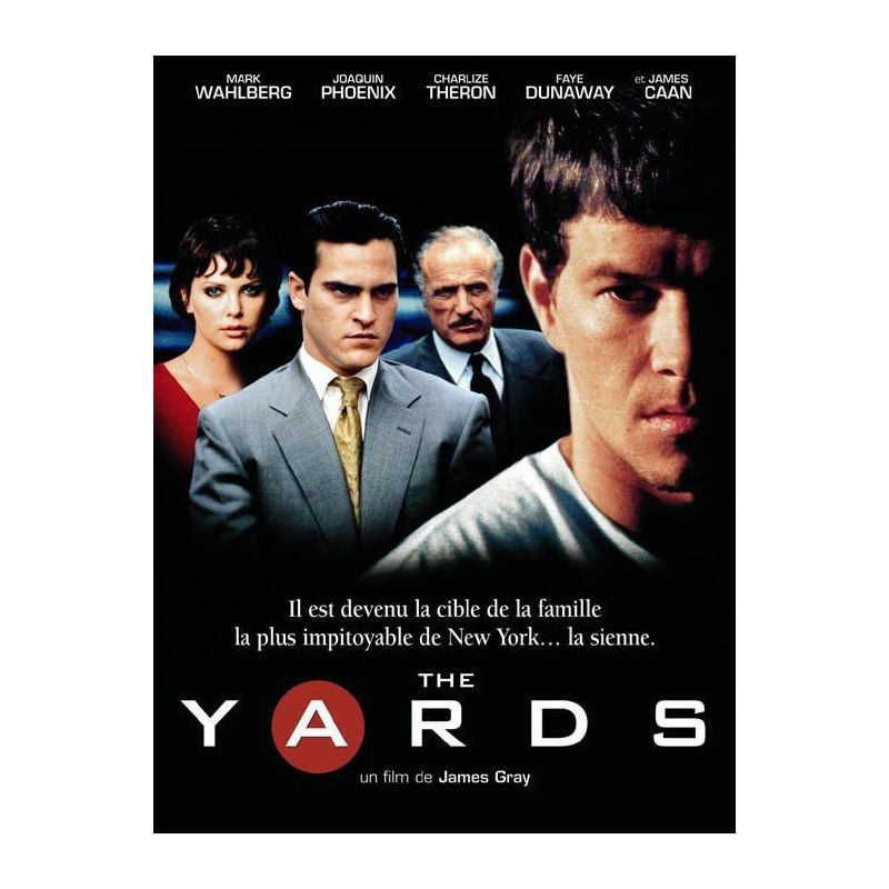 Affiche The Yards (avec Mark Wahlberg - de James Gray) - DVD Zone 2