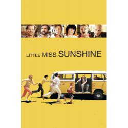 Affiche Little Miss Sunshine (Jonathan Dayton & Valérie Faris) - DVD Zone 2