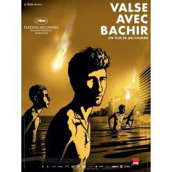 Affiche Valse avec Bachir (Ari Folman) - DVD Zone 2