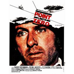 Affiche Point Limite Zéro - (Barry Newman, Dean Jagger) - DVD Zone 2