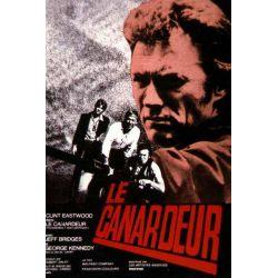 Affiche Le Canardeur (Clint Eastwood) - DVD Zone 2