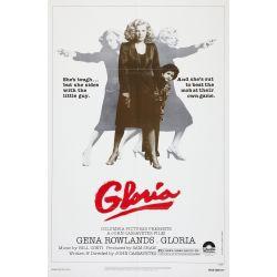 Affiche Gloria (de John Cassavetes) - DVD Zone 2