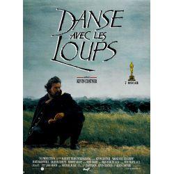 Affiche Danse avec les Loups - Version Longue - (Kevin Costner) - DVD Zone 2