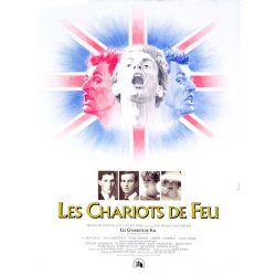 Affiche Les Chariots de Feu (Ben Cross, Ian Charleson) - DVD Zone 2