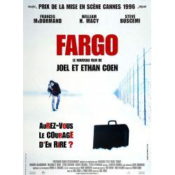 Affiche Fargo (de Joel & Ethan Coen) - DVD Zone 2