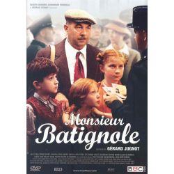 Affiche Monsieur Batignole (Gérard Jugnot) -