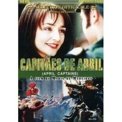 Affiche Capitaines d'Avril (de Maria de Medeiros)