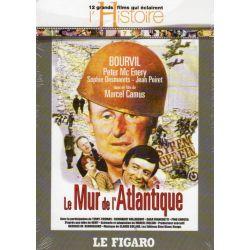 Le Mur de l'Atlantique (de Marcel Camus) - DVD Zone 2