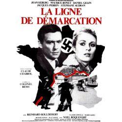 Affiche La Ligne de Démarcation (de Claude Chabrol)