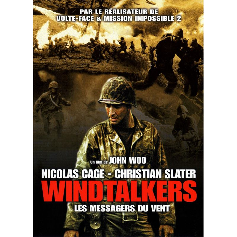 Affiche Windtalkers, les messages du vent (de John Woo)