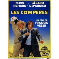 Affiche Les Compères (de Francis Veber)