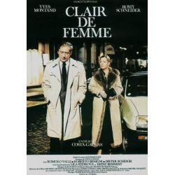 Affiche Clair de Femme (de Costa-Gavras)