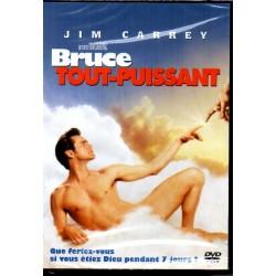 Bruce tout-puissant (avec Jim Carrey) - DVD Zone 2