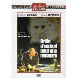 Drôle d'endroit pour une rencontre (de François Dupeyron) - DVD Zone 2