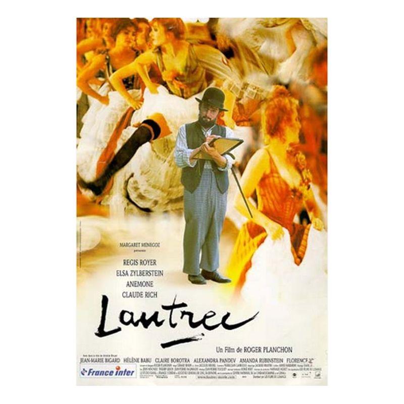 Affiche Lautrec (de Roger Planchon)