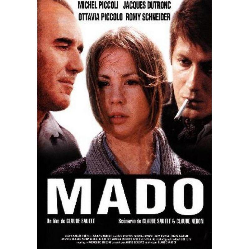 Affiche Mado (de Claude Sautet)