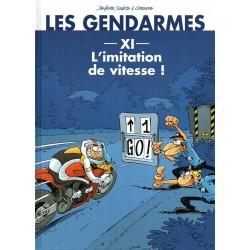 Les Gendarmes XI - L'imitation de vitesse !