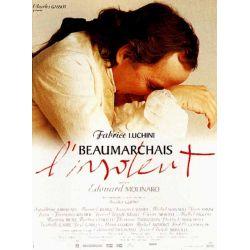 Affiche Beaumarchais, l'insolent (de Edouard Molinaro)
