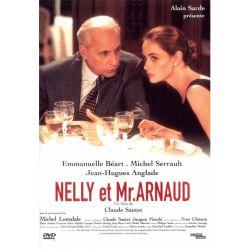 Affiche Nelly et Mr. Arnaud (de Claude Sautet)