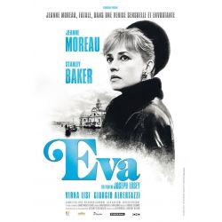 Affiche Eva (de Joseph Losey)