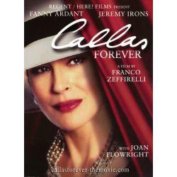 Affiche Callas Forever (de Franco Zeffirelli)