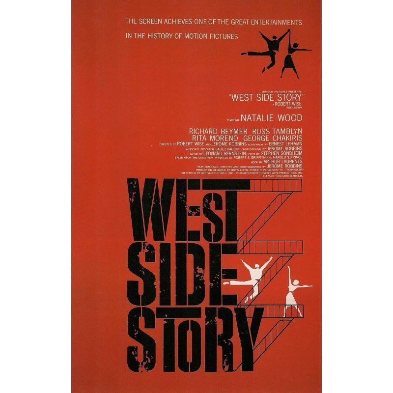 Affiche West Side Story (de Robert Wise)