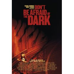 Affiche Don't be afraid of the Dark - (Guillermo Del Toro)